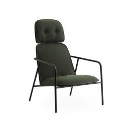 Pad Lounge-Sessel Hoch | Sessel | Normann Copenhagen