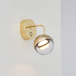 Dora W Wall Lamp | Wall lights | SEEDDESIGN