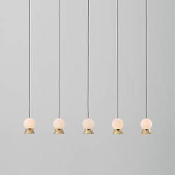 Fuji PL5 | Suspended lights | SEEDDESIGN