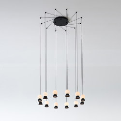 Fuji P12 | Suspended lights | SEEDDESIGN