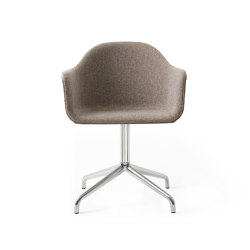Harbour Chair | Swivel Base | Chairs | MENU