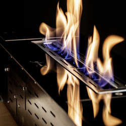 Crea7ionEVOPlus Fire Lines | Fireplace inserts | GlammFire