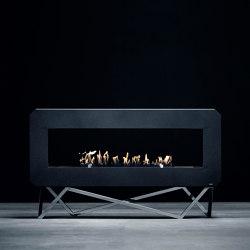 Urban | Open fireplaces | GlammFire