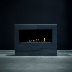 GlammBox | Open fireplaces | GlammFire