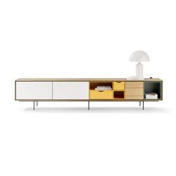 Mueble de TV Aura | Aparadores multimedia | TREKU