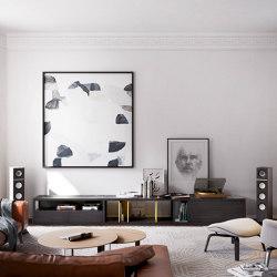 TV-MöbelKai | Multimedia Sideboards | TREKU