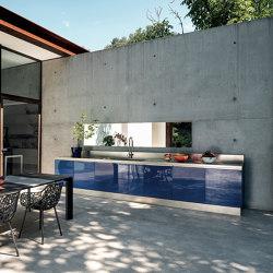 Außenküchen Hochwertige Designer Außenküchen Architonic
