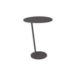 Puk schwarz | Side tables | bartmann berlin