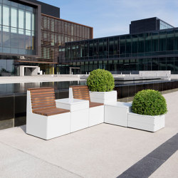 Pixel | Benches | Maglin Site Furniture