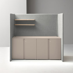 Nucleo | Sideboards / Kommoden | Martex