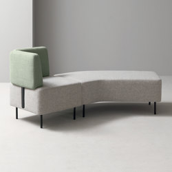 Nucleo | Benches | Martex