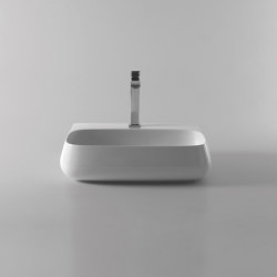 Washbasin 55cm x 45cm | Wash basins | Alice Ceramica
