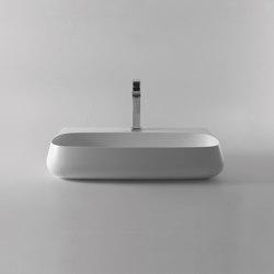 Washbasin 75cm x 45cm | Wash basins | Alice Ceramica
