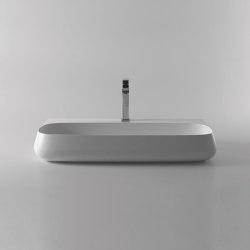 Washbasin 90cm x 45cm | Wash basins | Alice Ceramica