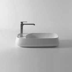 Washbasin 60cm x 40cm | Wash basins | Alice Ceramica