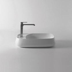 Washbasin 80cm x 40cm | Wash basins | Alice Ceramica