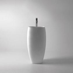 Freestanding Washbasin NUR | Wash basins | Alice Ceramica