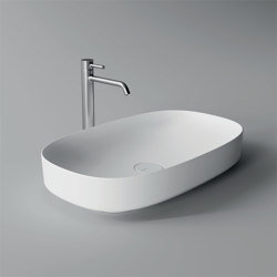 FORM Washbasin Oval Bowl   Wash basins   Alice Ceramica