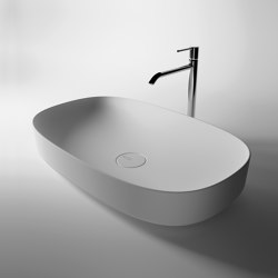FORM Washbasin Oval Bowl | Wash basins | Alice Ceramica