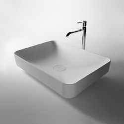 FORM Washbasin Rectangular Bowl | Wash basins | Alice Ceramica
