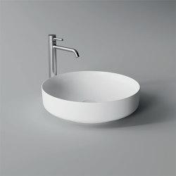 FORM Washbasin Round Bowl | Wash basins | Alice Ceramica