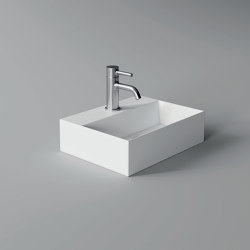 Washbasin 40cm x 30cm | Wash basins | Alice Ceramica