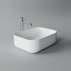 Washbasin Unica 50cm x 37cm | Wash basins | Alice Ceramica