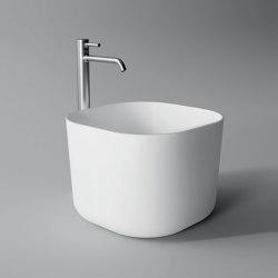 Washbasin Unica Square | Wash basins | Alice Ceramica