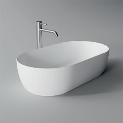 Washbasin Unica 70cm x 38cm | Wash basins | Alice Ceramica