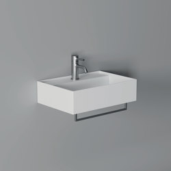Washbasin Hide 50cm x 35cm | Wash basins | Alice Ceramica