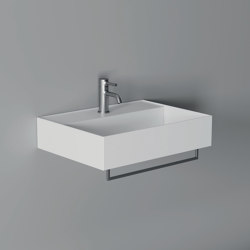 Washbasin Hide 60cm x 45cm | Wash basins | Alice Ceramica