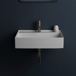 Washbasin Hide 60cm x 45cm | Wash basins | Alice Ceramica