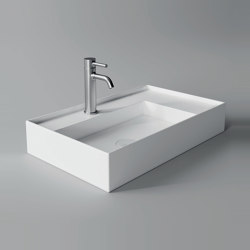 Washbasin Hide 65cm x 40cm | Wash basins | Alice Ceramica