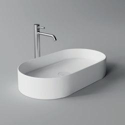 Washbasin Hide Stadium | Wash basins | Alice Ceramica
