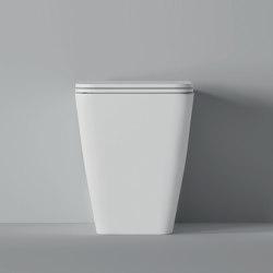 WC Hide BTW Square 55cm x 35cm | WC | Alice Ceramica