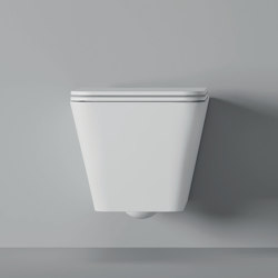 WC Hide Hung Square 55cm x 35cm | WC | Alice Ceramica