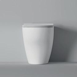 WC BTW Unica | WC | Alice Ceramica