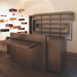 NPU Inox | Island kitchens | STRATO