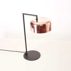 Lalu+ D Desk Lamp | Luminaires de table | SEEDDESIGN