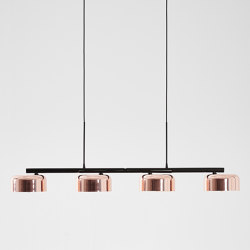 Lalu+ P4 Cross Bar | Suspended lights | SEEDDESIGN