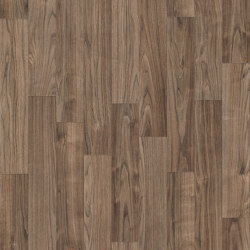 wineo PURline® Roll | Napa Walnut Brown | Rubber flooring | Mats Inc.