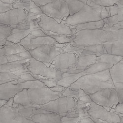 wineo PURline® Tiles | Grey Marble | Rubber flooring | Mats Inc.