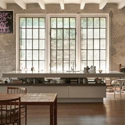 +MODO | Island kitchens | Poggenpohl