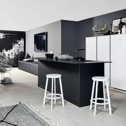 +SEGMENTO Y | Island kitchens | Poggenpohl