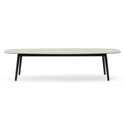 Ellisse low table | Esstische | Varaschin