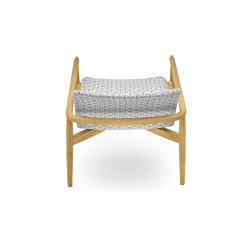 Lapis lounge armchair | Sillones | Varaschin