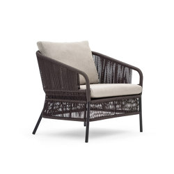 Cricket lounge armchair | Armchairs | Varaschin