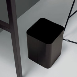 Complements | Abfallbehälter / Papierkörbe | Quinti Sedute