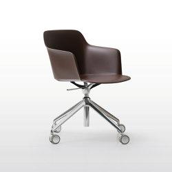 Deep Plastic | Office chairs | Quinti Sedute