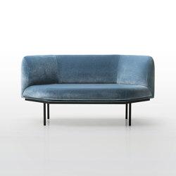 Hendrick | Sofás | Quinti Sedute